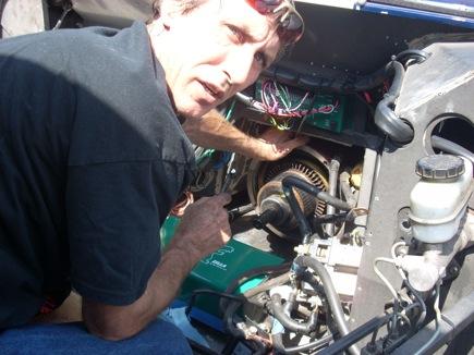 """Saturday morning Jim Husted took a look at the SSIC Daytona's 11"""" WarP"""
