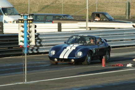 The SSIC Daytona was blazingly fast off the line, but wasn't geared well for top end speed.